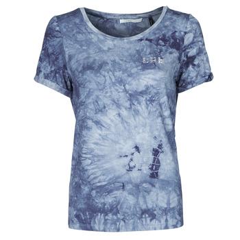 Oblačila Ženske Majice s kratkimi rokavi Les Petites Bombes BRISEIS Modra