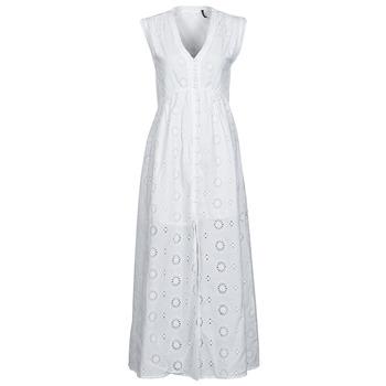 Oblačila Ženske Dolge obleke Les Petites Bombes BRIDIE Bela