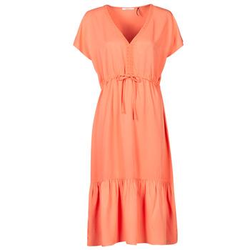 Oblačila Ženske Kratke obleke Les Petites Bombes BRESIL Oranžna