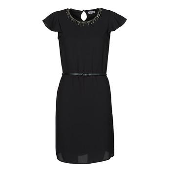 Oblačila Ženske Kratke obleke Liu Jo WA1561-T9767-22222 Črna