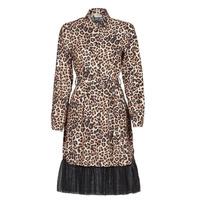 Oblačila Ženske Kratke obleke Liu Jo WA1218-T9147-T9680 Večbarvna
