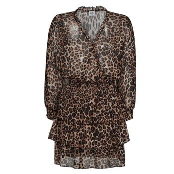 Oblačila Ženske Kratke obleke Liu Jo WA1530-T5059-T9680 Večbarvna