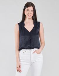 Oblačila Ženske Topi & Bluze Liu Jo WA1044-T4758-93923 Modra