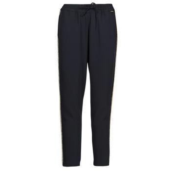 Oblačila Ženske Lahkotne hlače & Harem hlače Liu Jo WA1111-T7982-93923 Modra