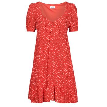 Oblačila Ženske Kratke obleke Liu Jo WA1339-T4768-T9684 Rdeča