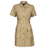 Oblačila Ženske Kratke obleke Liu Jo WA1301-T4818-X0365 Bež