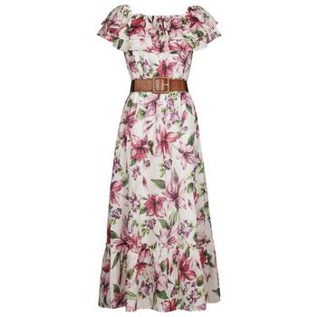 Oblačila Ženske Dolge obleke Liu Jo WA1496-T5976-T9706 Večbarvna