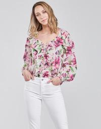 Oblačila Ženske Topi & Bluze Liu Jo WA1084-T5976-T9706 Večbarvna