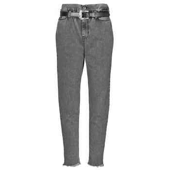 Oblačila Ženske Jeans straight Liu Jo KENDY Siva