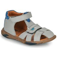 Čevlji  Dečki Sandali & Odprti čevlji GBB NUVIO Siva