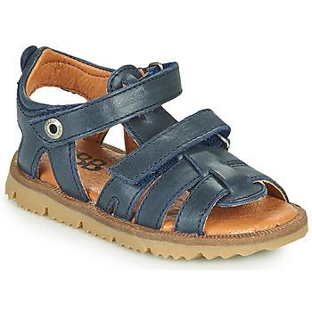 Čevlji  Dečki Sandali & Odprti čevlji GBB JULIO Modra