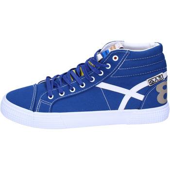 Čevlji  Moški Modne superge Gas BJ59 Modra