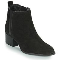 Čevlji  Ženske Polškornji Pepe jeans WATERLOO ICON Črna