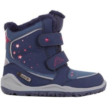 Čevlji  Moški Škornji za sneg Kappa Cui Tex Mornarsko modra, Roza