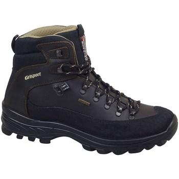 Čevlji  Moški Pohodništvo Grisport 10248D116G Črna