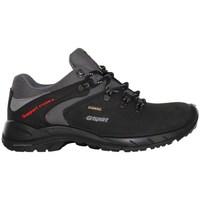 Čevlji  Moški Pohodništvo Grisport 11106N191G Črna, Siva