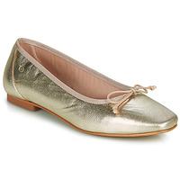 Čevlji  Ženske Balerinke Betty London ONDINE Pozlačena