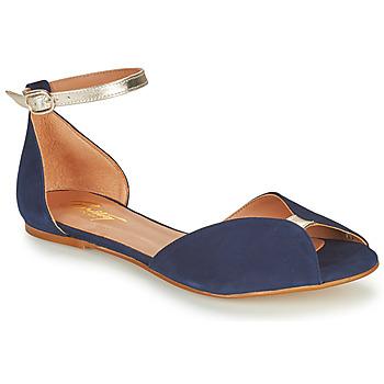 Čevlji  Ženske Sandali & Odprti čevlji Betty London INALI Modra