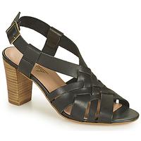 Čevlji  Ženske Sandali & Odprti čevlji Betty London OCHAT Črna