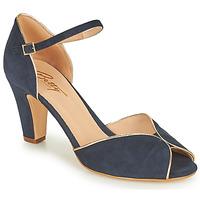 Čevlji  Ženske Sandali & Odprti čevlji Betty London ORADI Modra
