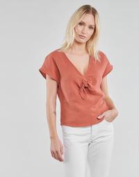 Oblačila Ženske Topi & Bluze Betty London ODIME Terracotta