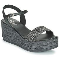 Čevlji  Ženske Sandali & Odprti čevlji Betty London OFINI Črna