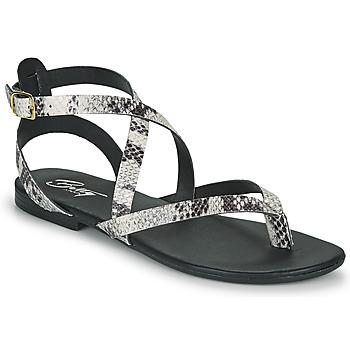 Čevlji  Ženske Sandali & Odprti čevlji Betty London OPALACE Siva