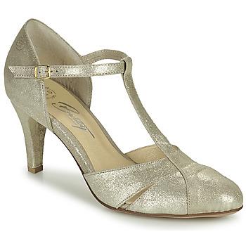 Čevlji  Ženske Salonarji Betty London MASETTE Pozlačena