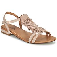 Čevlji  Ženske Sandali & Odprti čevlji Minelli DAISY Rožnata