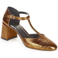 Čevlji  Ženske Salonarji Minelli GAELANE Bronze