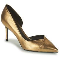 Čevlji  Ženske Salonarji Minelli GYLIANE Bronze