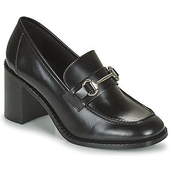 Čevlji  Ženske Nizki škornji Minelli ENJOY Črna