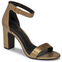 Čevlji  Ženske Sandali & Odprti čevlji Minelli CHELYE Bronze