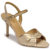 Čevlji  Ženske Sandali & Odprti čevlji Minelli PHILOMENE Pozlačena
