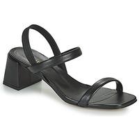 Čevlji  Ženske Sandali & Odprti čevlji Minelli TEILYE Črna