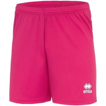 Oblačila Otroci Kratke hlače & Bermuda Errea Short enfant  Skin fuchsia