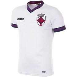 Oblačila Moški Majice s kratkimi rokavi Copa Football Maillot Copa Angleterre blanc