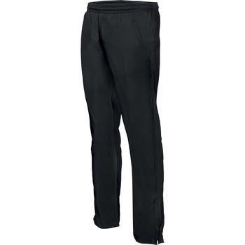 Oblačila Moški Spodnji deli trenirke  Proact Pantalon de survêtement ajustée noir