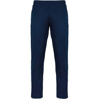 Oblačila Spodnji deli trenirke  Proact Pantalon de survêtement bleu marine