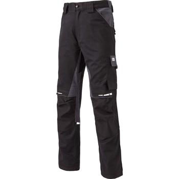 Oblačila Hlače cargo Dickies Pantalon  Gdt Premium noir/gris
