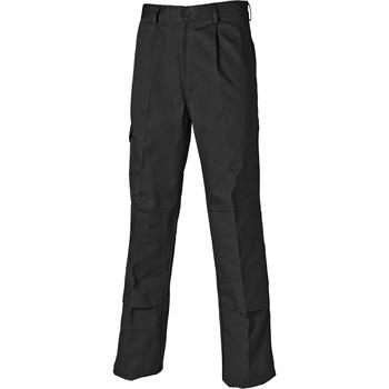 Oblačila Moški Hlače cargo Dickies Pantalon  Redhawk Super noir