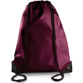 Torbice Športne torbe Kimood Sac à dos rouge