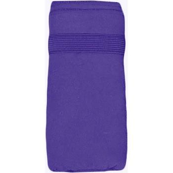 Dom Moški Kopalniške brisače in rokavice za umivanje Proact Serviette de Sport Microfibre  30 X 50 Cm violet