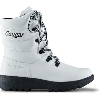 Čevlji  Ženske Polškornji Cougar 39068 Original2 Leather 1