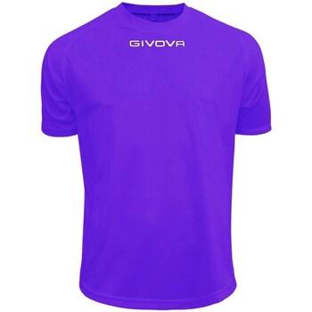 Oblačila Moški Majice s kratkimi rokavi Givova One Vijolična