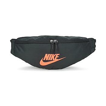 Torbice Torbice za okrog pasu Nike HERITAGE HIP PACK Siva