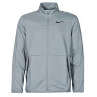 Oblačila Moški Športne jope in jakne Nike DF TEAWVN JKT Siva / Črna