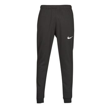 Oblačila Moški Spodnji deli trenirke  Nike DF PNT TAPER FL Črna