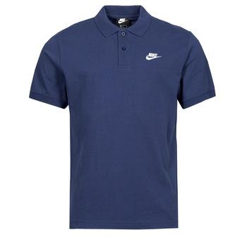 Oblačila Moški Polo majice kratki rokavi Nike NSSPE POLO MATCHUP PQ Bela