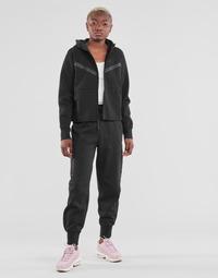 Oblačila Ženske Spodnji deli trenirke  Nike NSTCH FLC ESSNTL HR PNT Črna